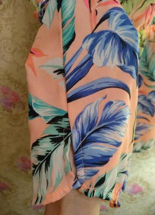 Шикарный ромпер красивой расцветки2 фото