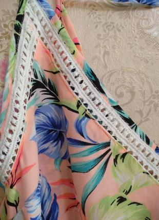 Шикарный ромпер красивой расцветки4 фото