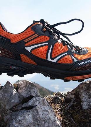 Viking легкие треккинговые кроссовки. размер 39