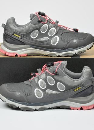 Jack wolfskin trail excite low texapore trail трекинговые кроссовки ботинки