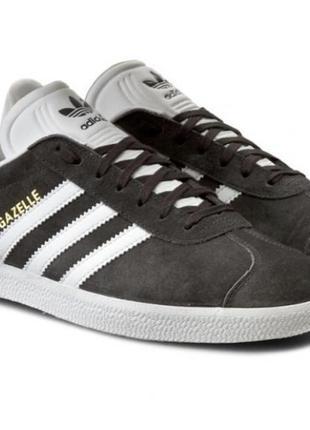 Шкіряні кросівки adidas gazelle 26-26,5см