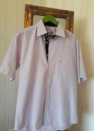 Дизайнерская хлопковая рубашка# armani #оригинал