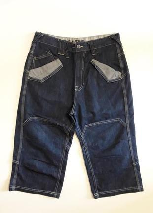 Фирменные бриджи шорты