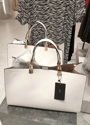 Новая фирменная сумка шоппер