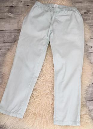 Укорочені джинси