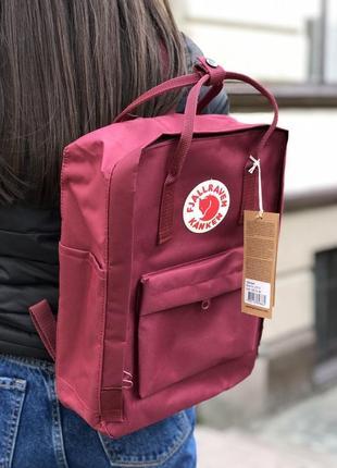 Крутой рюкзак ❤ fjallraven kanken classic ❤