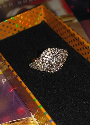 Кольцо, 18 размер из медицинского золота
