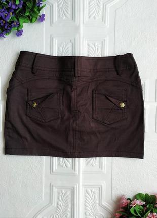 Короткая мини юбка la&b&la3 фото