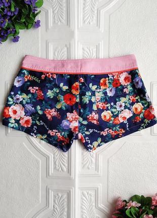 Летние пляжные шорты colin's, в цветочный принт4 фото