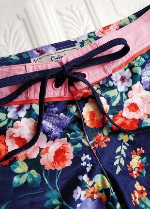 Летние пляжные шорты colin's, в цветочный принт3 фото