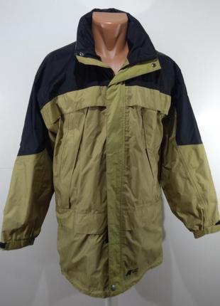 Мужская ветровка \ спортивная куртка размер м