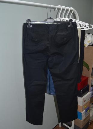 Базовые черные брюки penny black