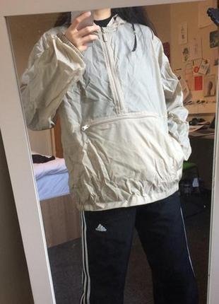 Куртка ветровка дождевик большого размера от papaya2 фото