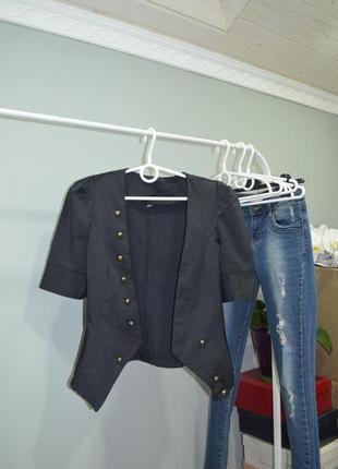 Стильный комплект юбка и жакет