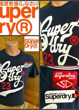 1b619b86defd Футболка британской марки одежды superdry, оригинал, р.м, пр-во турция