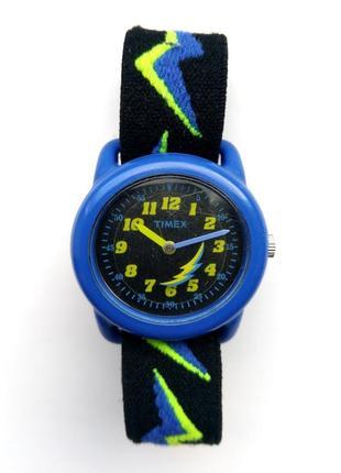 Timex детские часы из сша молния вместо секундной стрелки