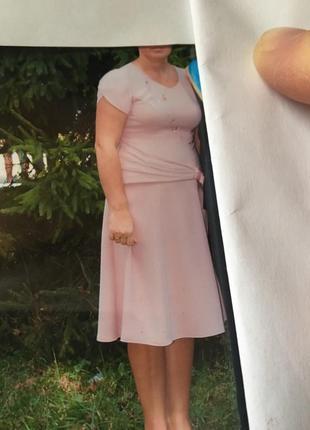 Дизайнерское платье летнее