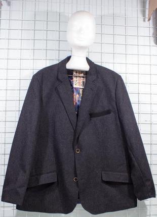 Куртка пиджак мужской  desigual размер xl состояние отличное