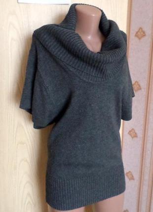 Джемпер, свитер вязаный