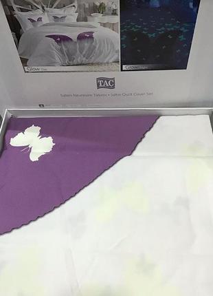 Постельное белье tac сатин glow