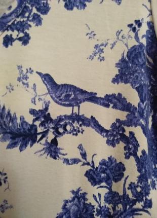 Неаероятное платье с осень красивым рисунком3 фото