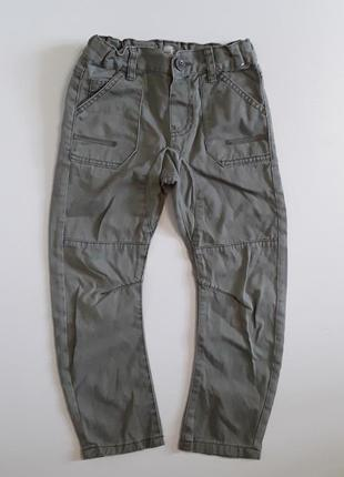 Фирменные легкие брюки штаны джинсы