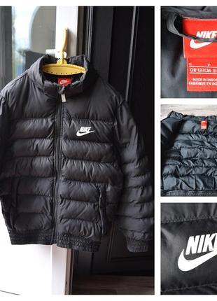 Куртка детская nike (128-137см). оригинал. без торга.