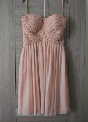 Коктейльное {выпускное} платье