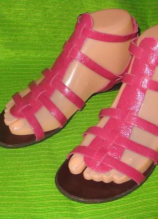 Босоножки,сандалии new look,р.36-37