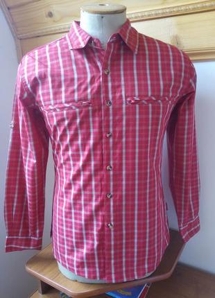 Рубашка клетка розмір-40-42