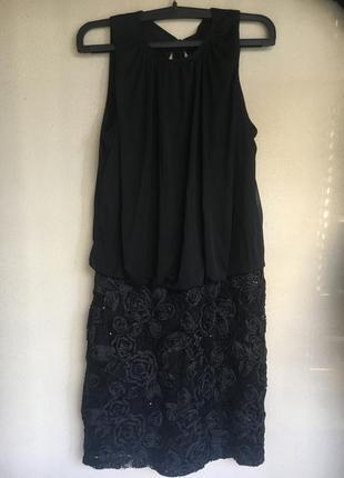 Нарядное вечернее платье, 36 р.