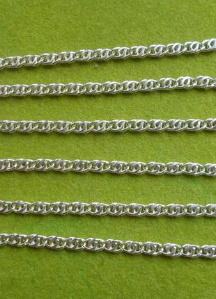 Новая интересная цепочка 7,5 гр., серебро 925