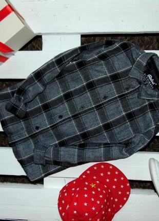 Стильна рубаха rebel ріст 134-140