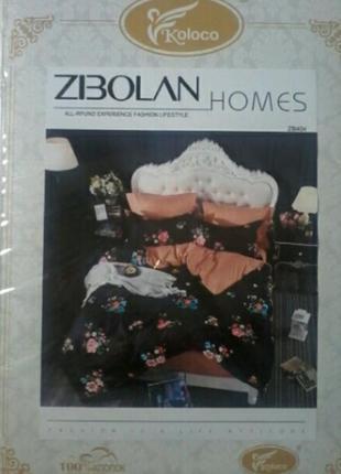 Комплект постельного белья евро сатин качество4 фото