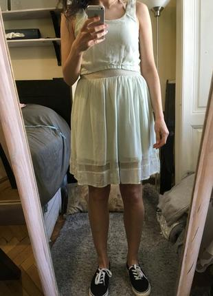 Женственное миди платье вискоза atm 10-12