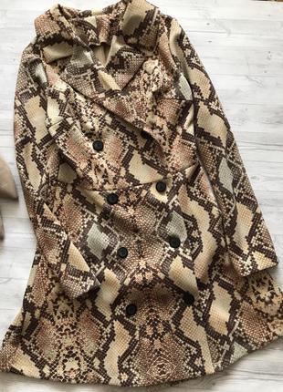 Плаття блейзер , принт