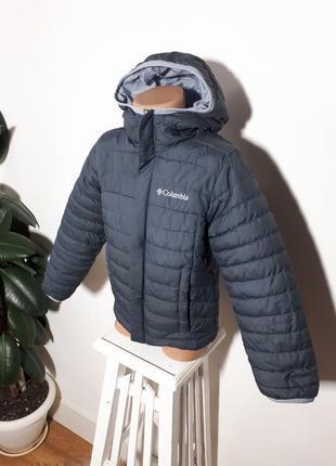 Демисезонная куртка 4-5лет columbia