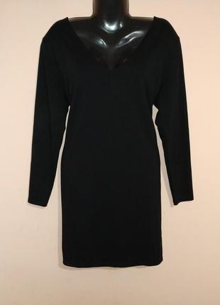 Маленькое большое черное платье. батал.