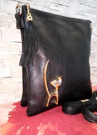 Двойная сумочка,кросс-боди