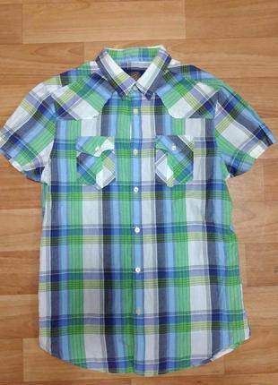 Рубашка denim 73