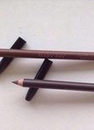Деревянный карандаш для бровей брюнет графити mary kay mary kay мери кей
