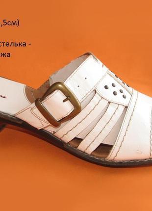 Мюли, шлепки bata р.39 чехия много обуви
