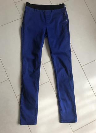 Штаны стильные модные дорогой бренд karen millen размер 36-38