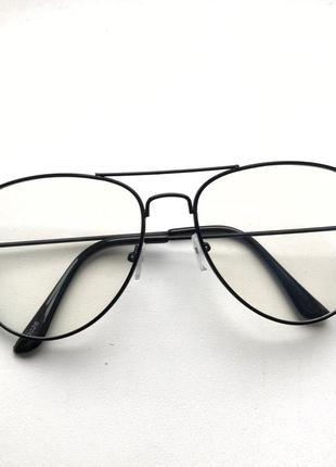 Имидж очки  капельки