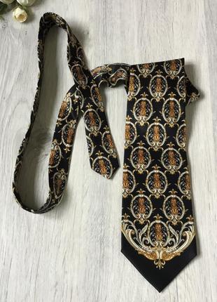 Шелковый галстук gianfranco ferre