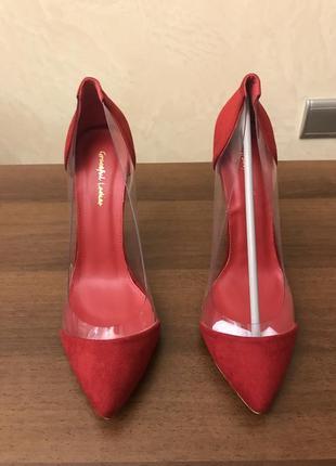 Туфли в стиле gianvito rossi