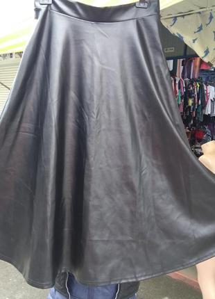 К/з юбка в пол
