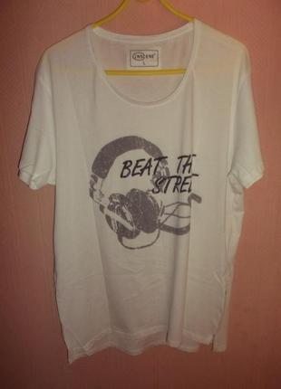 Стильная футболочка накатка  р. 3xl - inscene - германия