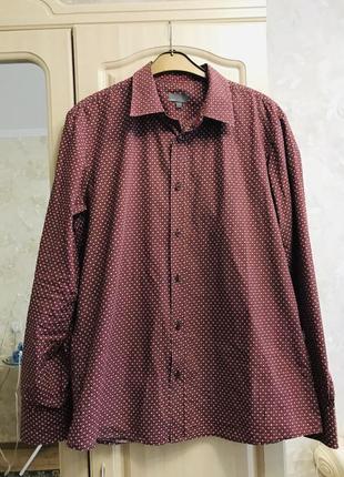 Рубашка мужская mexx