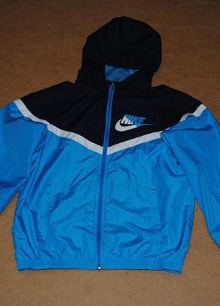 Nike sportwear женская куртка ветровка